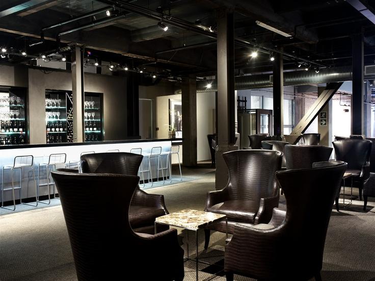 The Bar at the forum | turbine hall
