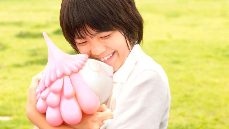 Murakami's film: Jellyfish Eyes | Official Trailer (English Subtitles)