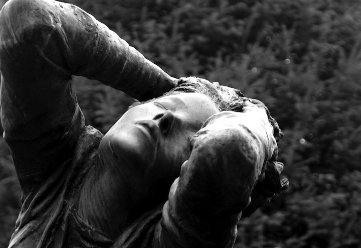 staglieno cemetery, genoa  Achingly Beautiful Cemetery Sculptures (20 photos) - My Modern Metropolis