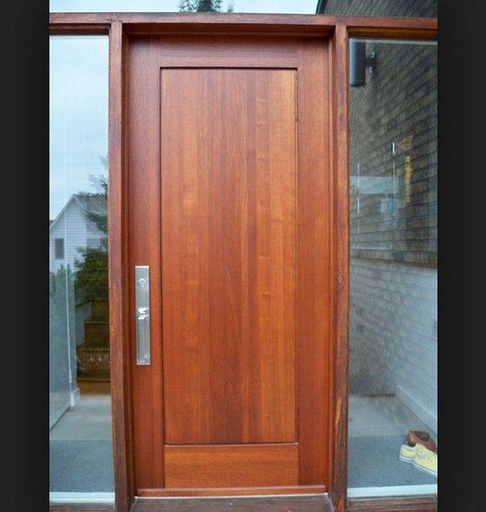Best 25+ Wood entry doors ideas on Pinterest | Exterior ...