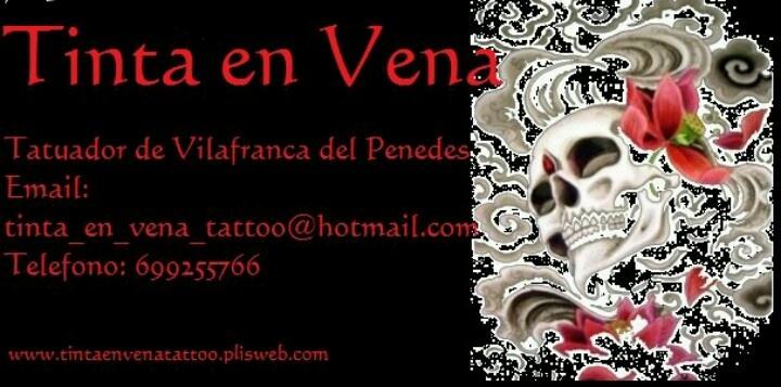 uno de los mejores tatuadores de España...