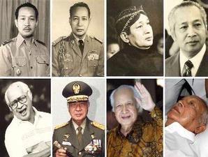 Siapa Sebenarnya Soeharto?