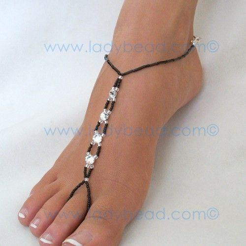 pretty foot jewelry