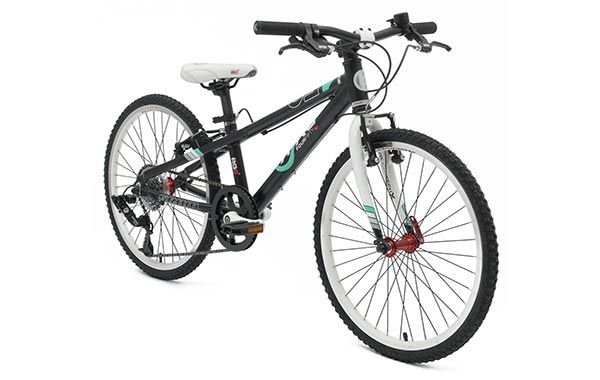 The 450mtb Kids Mountain Bike. For kids aged 6-9 years old this is the best fir mountain bike for the adventurous rider. Unlike any others kids mountain bike at this size, this bike is light, agile, responsive and  a whole lot of fun - on trails or on the way to school!