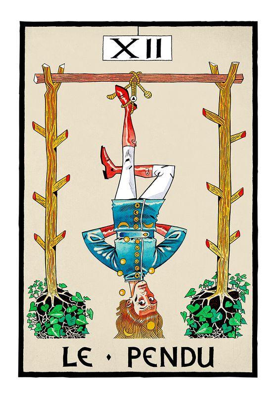 Carta Tarot para 17-05-2017  Hoje as energias ficarão um pouco mais abstractas, mais limitadas se não apelar à sua visão do mundo e aos seus sonhos. Não tenha medo de criar um mundo seu, uma forma diferente de ver as coisas como forma de protecção, mas não use isso para fugir nem da realidade nem dos problemas. Coloque os seus sonhos em palavras e pode ser que algo aconteça ou se materialize.   A carta tarot para hoje, o enforcado, é uma carta que apela ao isolamento, que apela à fuga e que…