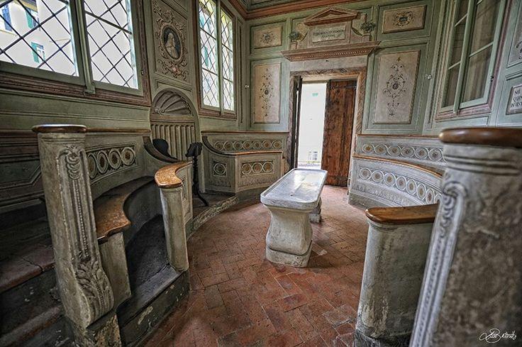 Antica Sala Anatomica, Spedale del Ceppo, Pistoia 1348