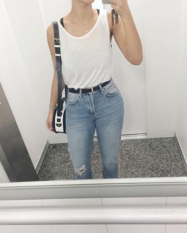 jeans + regata
