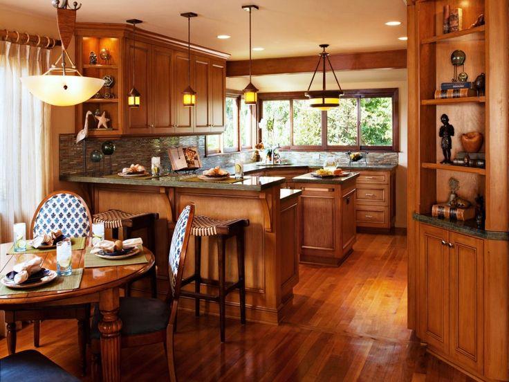 22-Craftsman Style Kitchen