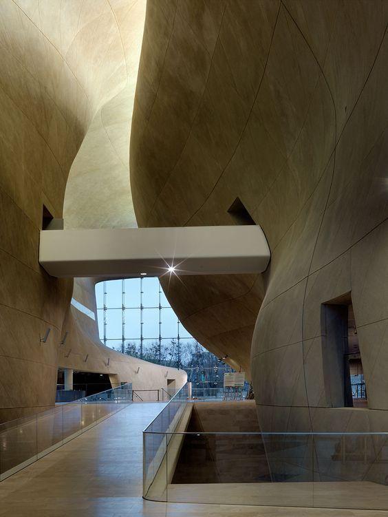 Lahdelma & Mahlamäki Architects, Museum of the History of the Polish Jews