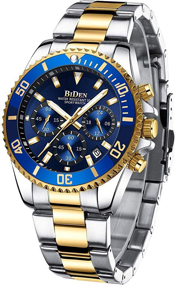 Relojes Hombre Relojes Grandes De Pulsera Militares Cronografo Disenador Luminosos Impermeable Reloj Hombre De Acero En 2020 Reloj De Hombre Cronografo Hombre De Acero