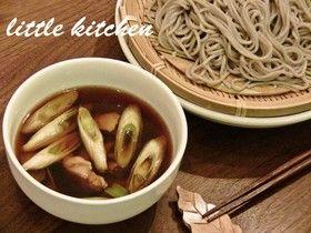 鴨せいろ風?鶏のつけ蕎麦✿ by こうたろちゃん [クックパッド] 簡単おいしいみんなのレシピが271万品