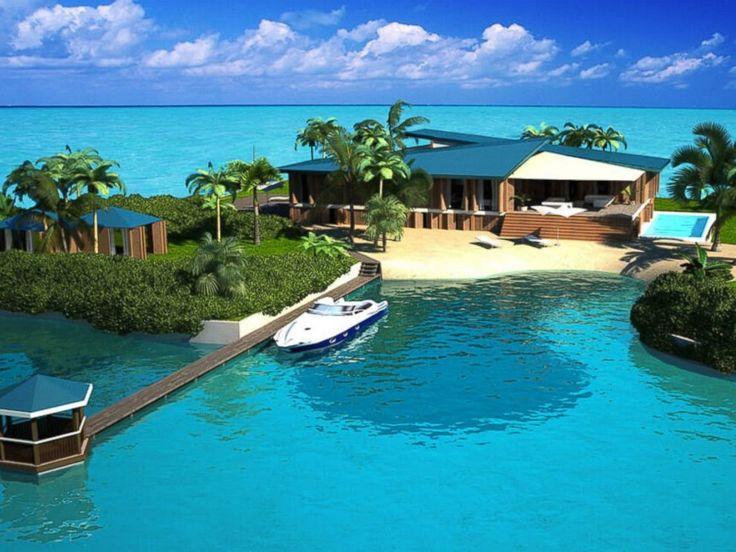 Ce projet d'îles flottantes doit voir le jour dans l'Emirat