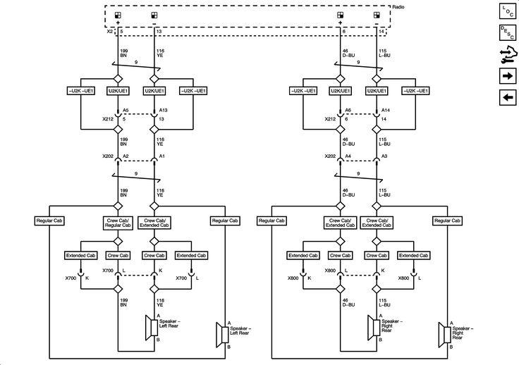 2004 Chevy Silverado Wiring Diagram In 2020 Trailer Wiring Diagram Chevy Silverado 2015 Chevy Silverado