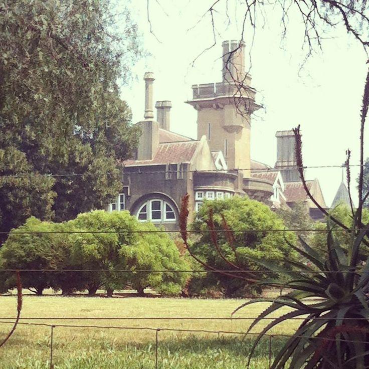 Iandra castle near Young NSW Australia