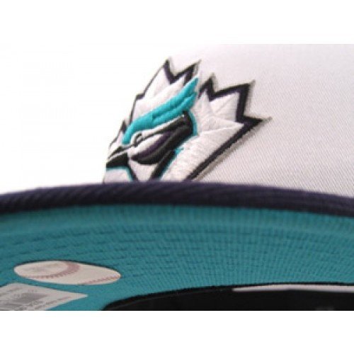 Toronto Blue Jays New Era Hats (AIR JORDAN V GRAPES)