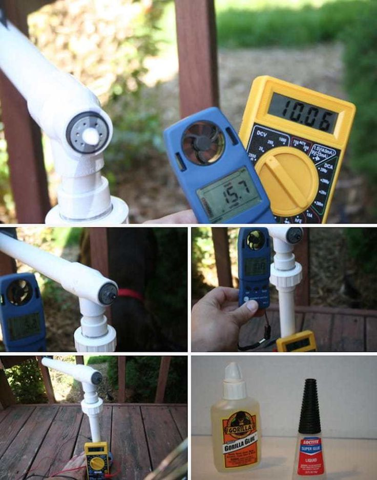 Te explicamos cómo fabricar un aerogenerador casero de hasta 12 voltios, que podrás instalar en el patio o en la terraza de tu vivienda.