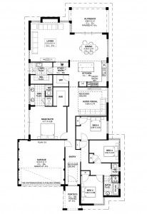 Whiteman Edge S1 Floorplan