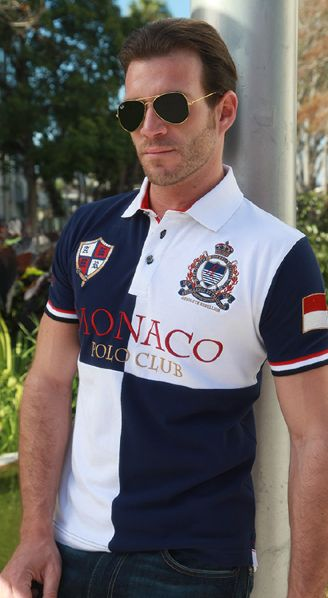 boutique flirt - Absolute Rebellion Polo Monaco White, $79.00 (http://www.boutiqueflirt.com/absolute-rebellion-polo-monaco-white/)