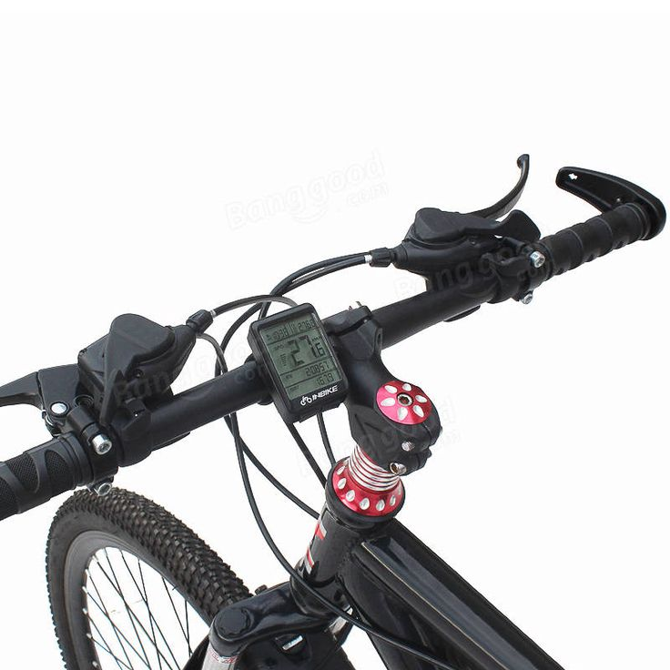 INBIKE IN321 Bicycle Computer Waterproof Wireless LCD Odometer Bicycle Speedometer Backlight Sale - Banggood.com