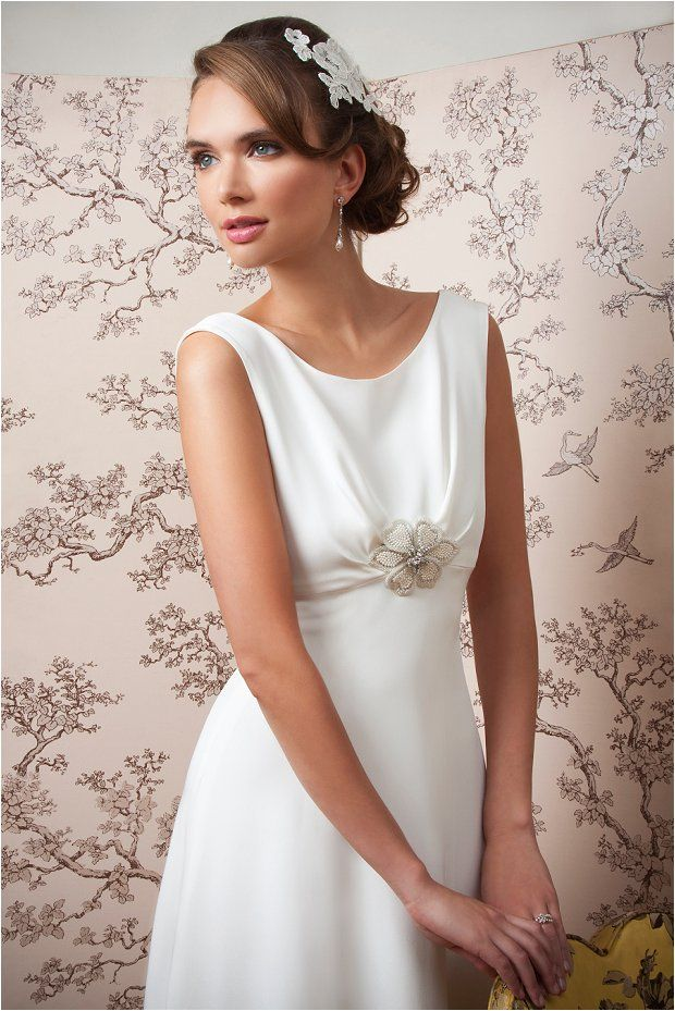Superb The Emma Hunt Autumn Wedding Dress Sample Sale