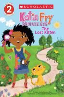 Cover image for Katie Fry, private eye : the lost kitten