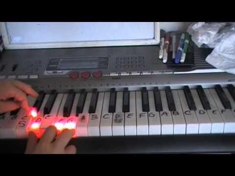 aprender vocalizacion en piano para principiantes exercicio 1