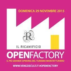 Open Factory 2015  Il Ricamificio
