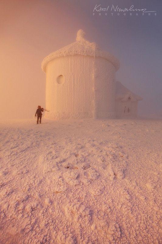 Golden Sunrise by Karol Nienartowicz on 500px - Karkonosze Mountains - Poland