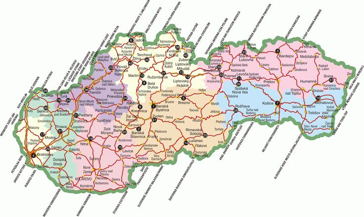 Slovakia-Map.gif 2,447×1,466 pixels