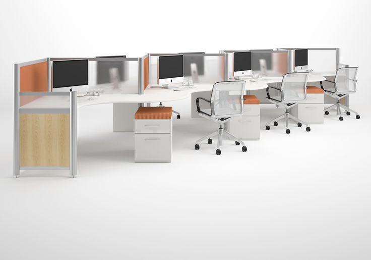 72 Best Modern Office Design Images On Pinterest Collaborative Space Computer Desks And