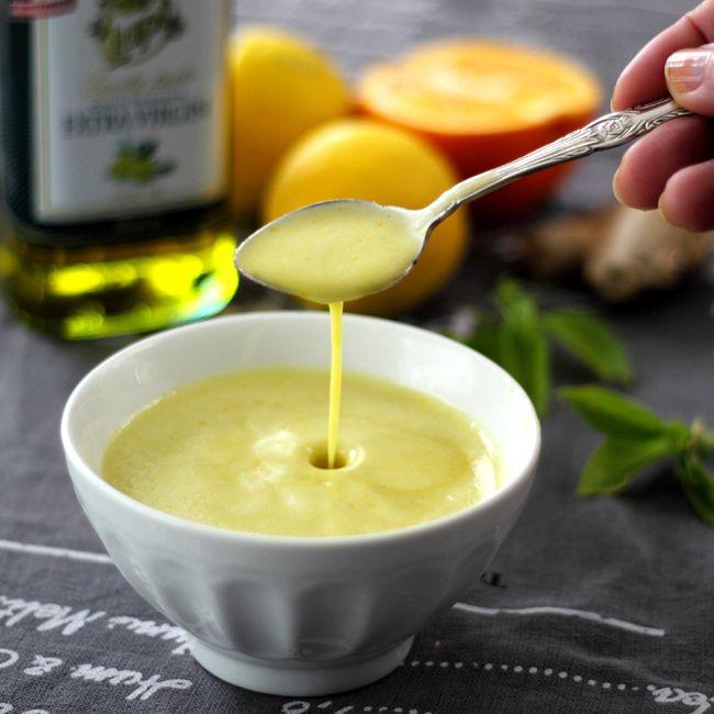 Creamy Citrus Vinaigrette