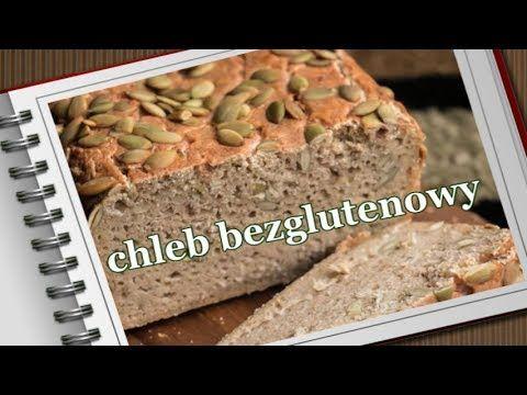 Prosty chleb bezglutenowy! - YouTube
