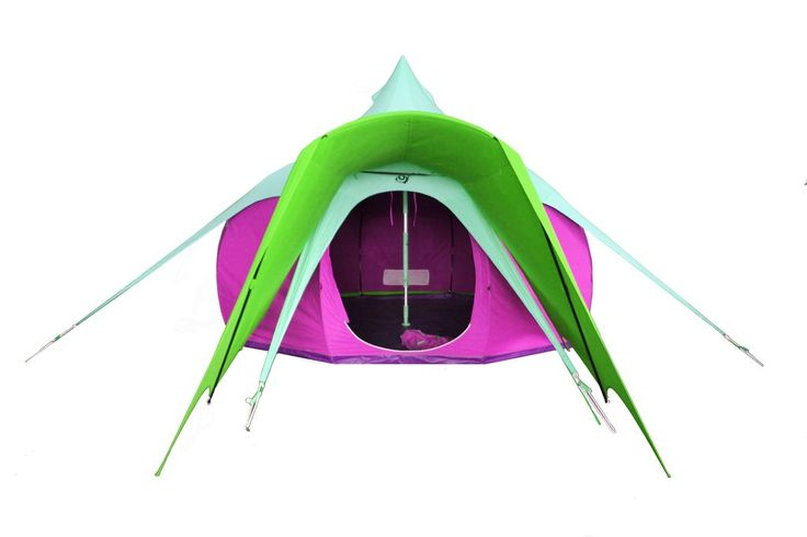 Porches designed to fit all sizes and models of Lotus Belle Tent - Extend your living area outside! Made using the same 360gsm fire, water, and rot resistant ca