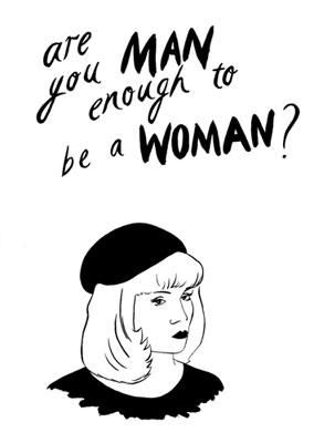 Donald Urquhart, Are you Man Enough to be a Woman?, 2011