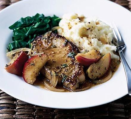 Make yourself a wholesome and traditional British square meal with this recipe
