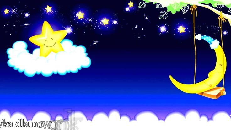 3 Godziny Kołysanki dla dzieci na dobranoc - Usypiająca muzyka dla niemo...