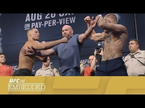 UFC 202 Embedded Episode 6: 'He Should Have Killed Me When He Had The Chance' - http://www.lowkickmma.com/UFC/ufc-202-embedded-episode-6-he-should-have-killed-me-when-he-had-the-chance/