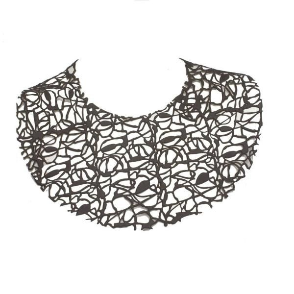 art necklace by Caipora Jewellery