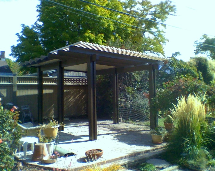 28 best images about carport designs on pinterest for Free standing carport plans