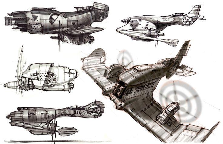 Various Airships - Danny Gardner