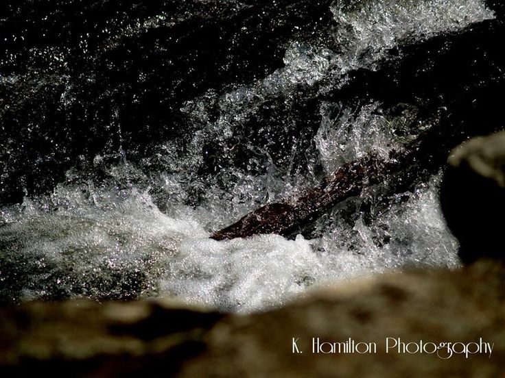 Photography - learning to appreciate capturing in shutter Whangarei Falls, Feb 2014