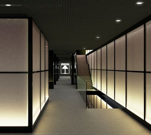 Armani / Casa, Milan _ largest store with 1600 square meters, spread over two floors _