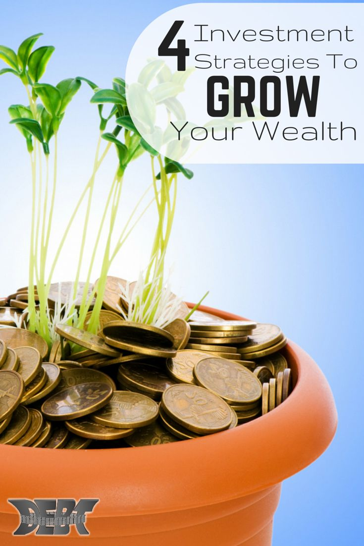 Best investment options to grow money
