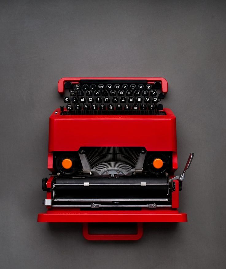 a hole in a paper sky | photography(?): Olivetti Valentine