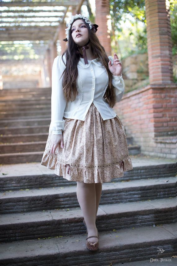 Hey, I found this really awesome Etsy listing at https://www.etsy.com/listing/255789146/classic-lolita-skirtlolita