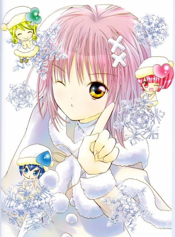 Tags: Anime, Manga, Shugo Chara!, Hinamori Amu, PEACH-PIT, Miki, Ran, Su , Shugo Chara!