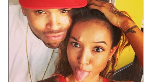 Karrueche Tran & Chris Brown Once Declare Their Love For Each Other On Instagram AGAIN