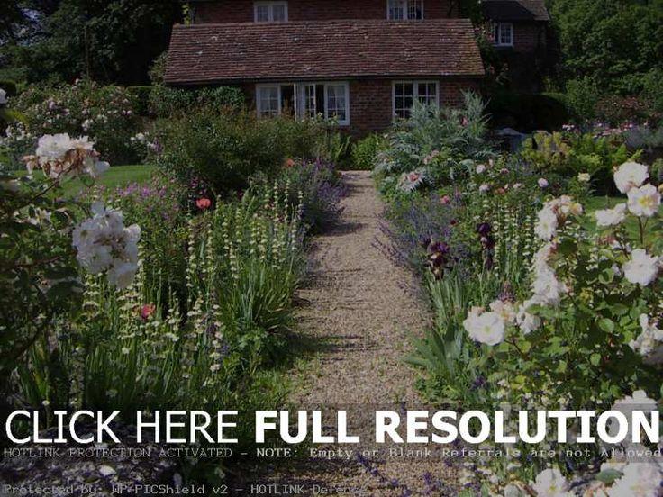178 best Cottage gardens images on Pinterest Cottage gardens