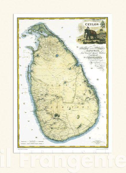 ARC 5493<br/>Ceylon - 1813