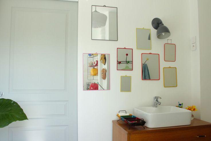 La sublime salle de bain de sacha et violette la salle de bain pinterest - Deco salle de bain enfant ...